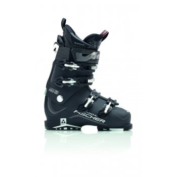 Fischer Ski Fischer Hybrid 10+ Vacuum Full Fit Womens Ski Boot in Black
