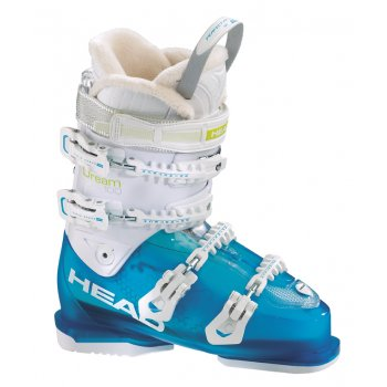 Head Ski Head Dream 100 Womens Ski Boot in Blue and White