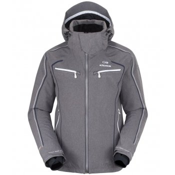 Eider Sapporo Mens Ski Jacket In Grey