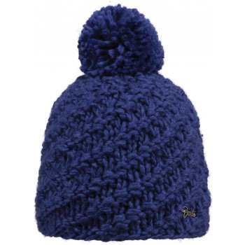 Barts Chani Beanie Ski Hat in Indigo