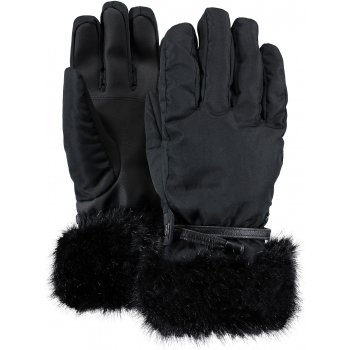 Barts Empire Womens Ski Glove in Black