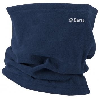 Barts Fleece Col Ski Neck Warmer in Navy