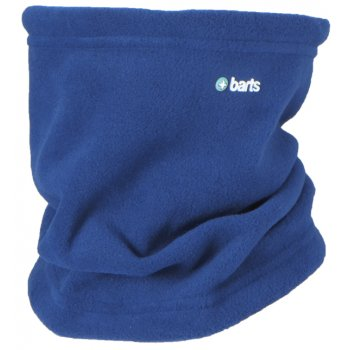 Barts Fleece Col Kids in Prussian Blue