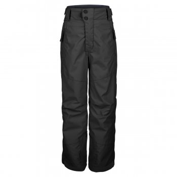 Poivre Blanc Boys Ski Pants in Black