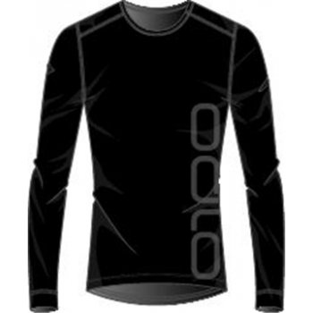 Odlo Heritage Warm Mens Baselayer Top in Black