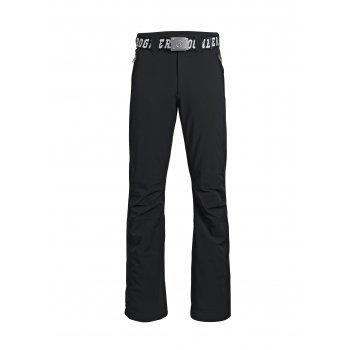 Bogner Rik T Mens Ski Pants with Belt in Black