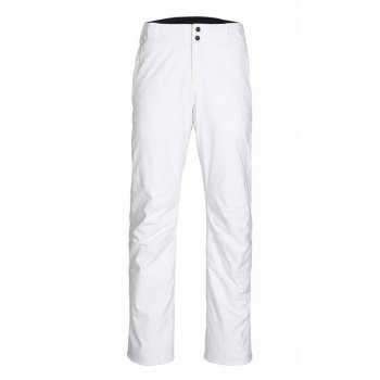 Bogner Noel Mens Ski Pant in Off White