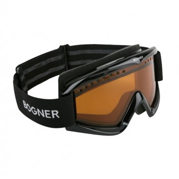 Bogner Snow Goggles Polarized in Black