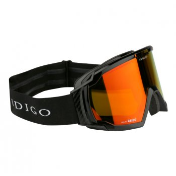Indigo Snow Goggles Edge in Black