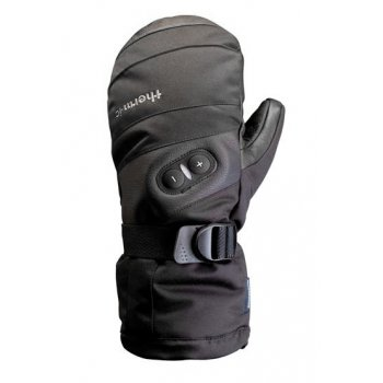 Thermic Therm-ic PowerGloves ic 1300 Mittens Unisex in Black