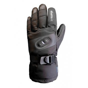 Thermic Therm-ic PowerGloves ic 1300 Mens in Black
