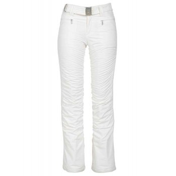 Bogner Luna Womens Pant in Off White