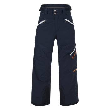 Peak Performance Jr Cliff Boys Ski Pant in Blue Shadow