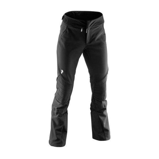 PEAK PERFORMANCE Supreme Flex Womens Pant in Black
