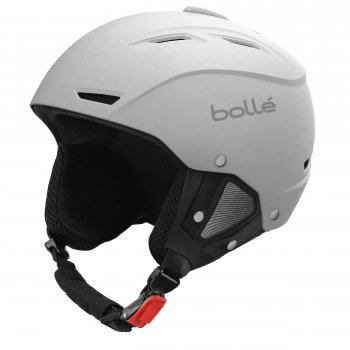 Bolle Backline Ski Helmet in Soft White