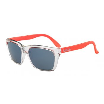 Bolle 527 Shiny Crystal Orange Temples with GB10 Lens