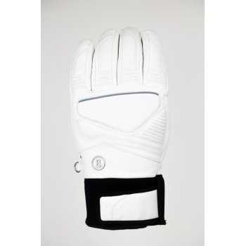 Bogner Vero Mens Ski Glove in Off-white