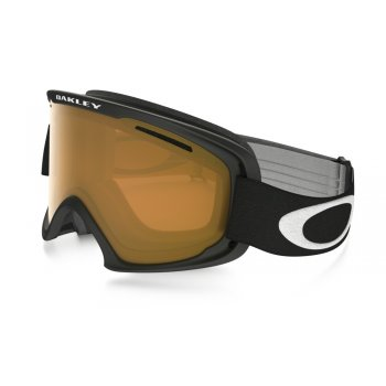 Oakley O2 XL Matte Black With Persimmon Lens