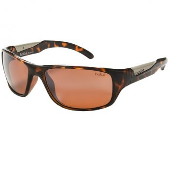 Bolle Vibe Shiny Tortoise with Polarized A14 Lens