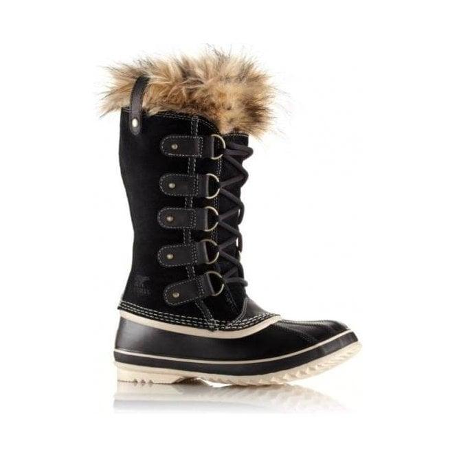 SOREL Joan of Arctic Womens Winter Boot in Black