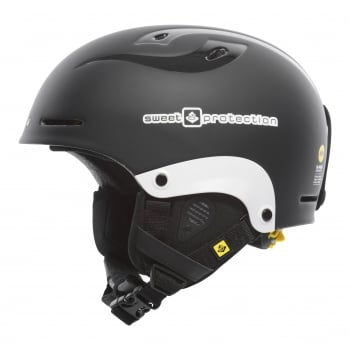 Sweet Protection Sweet Blaster MIPS Ski Helmet In Dirt Black