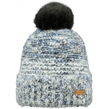 Barts Siret Beanie Ski Hat in Blue
