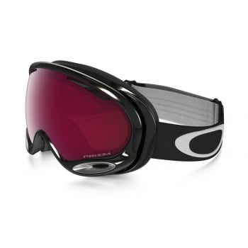 Oakley A Frame 2.0 Jet Black with Prizm Rose Lens