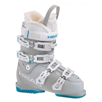 Head Ski Head Dream 100 Womens Ski Boot in Grey Blue