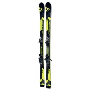 Fischer Ski Fischer Progressor F17 Ski Including RS10 Powerrail Binding