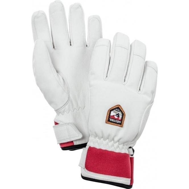 HESTRA SKI GLOVES Hestra Womens Moje Czone Ski Gloves in Ivory