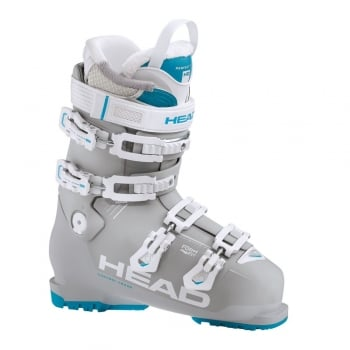 Head Ski Head Advant Edge 95 Womens Ski Boot in Grey Blue