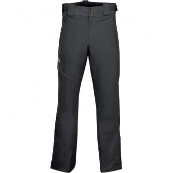 Descente Sauzer Mens Short Leg Ski Pant in Black