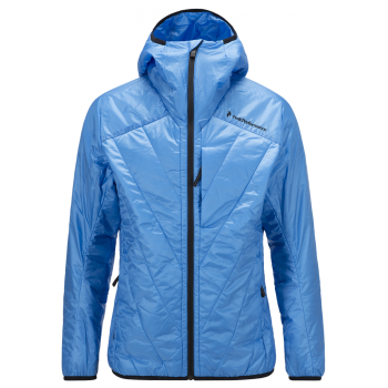 Peak Performance Heli Liner Mens Jacket in Cerulean Blue