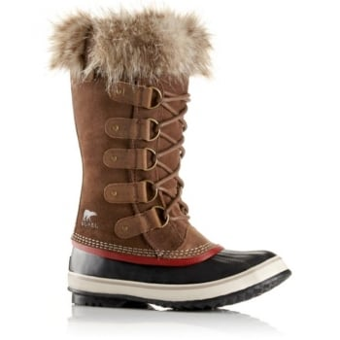 SOREL Joan of Arctic Womens Winter Boot in Umber