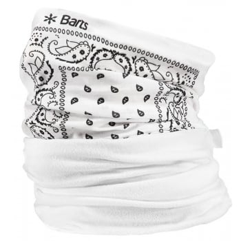 Barts Multicol Polar Paisley in White