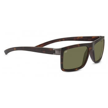 Serengeti Brera Satin Tortoise With Polarized 555nm Lens