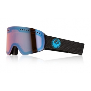 Dragon Alliance Dragon NFX Ski Goggle in Split with Lumalens Blue Ion and LL Amber Lens