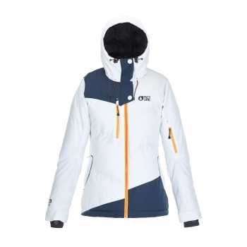Picture Luna Womens Ski Jacket in White