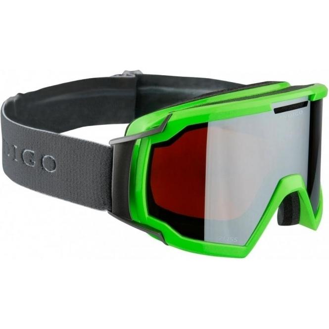 INDIGO Snow Goggles Forward in Green