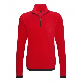 Bogner Soeren Mens Midlayer in Red