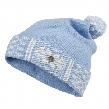 Bogner Maila Womens Hat in Pale Blue