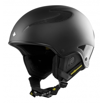 Sweet Protection Sweet Rooster Ski Helmet in Dirt Black