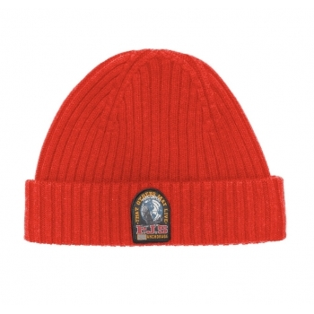 Parajumpers Rib Hat in Red