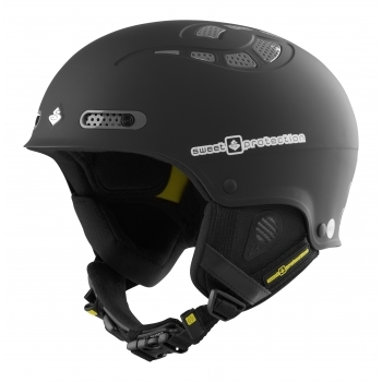 Sweet Protection Sweet Igniter MIPS Ski Helmet In Dirt Black