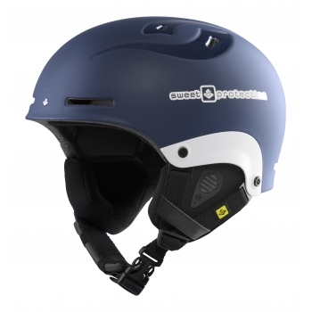 Sweet Protection Sweet Blaster MIPS Ski Helmet in Navy Blue