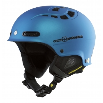 Sweet Protection Sweet Igniter MIPS Ski Helmet in Matte Bird Blue Metallic