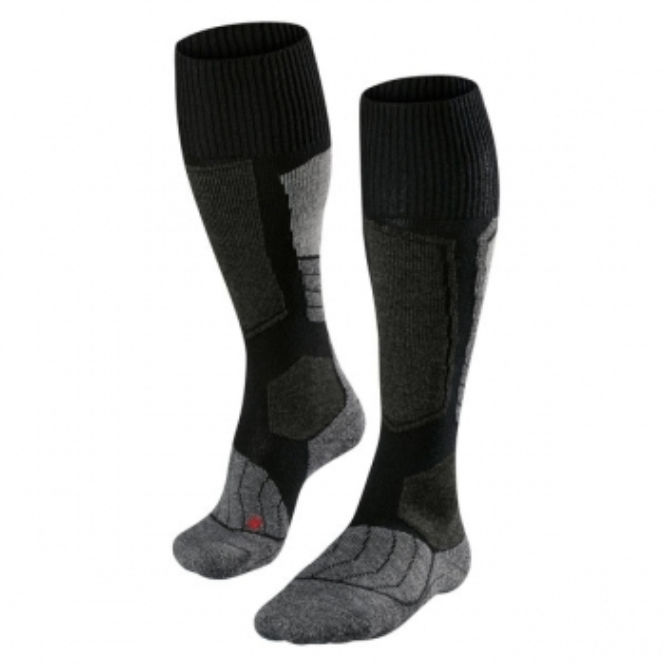 FALKE SK1 Ski Socks in Black Mix