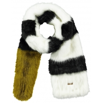 Barts Pleased Scarf in White