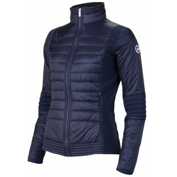 Fusalp Banff Softshell Midlayer Jacket in Navy