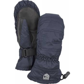 Hestra Ski Gloves Hestra Czone Powder Female Ski Mitt in Navy